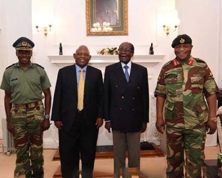 Mugabe-generals
