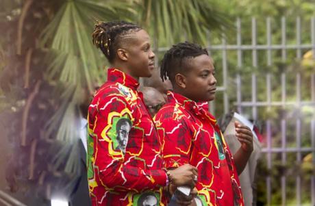 Mugabe boys